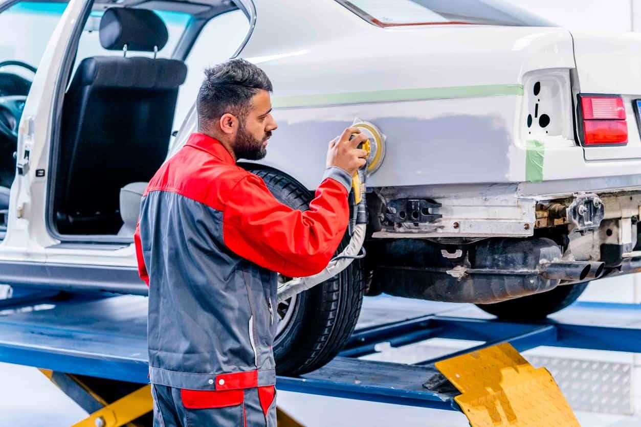 Werkstatt Autoreparatur München Smart Repair