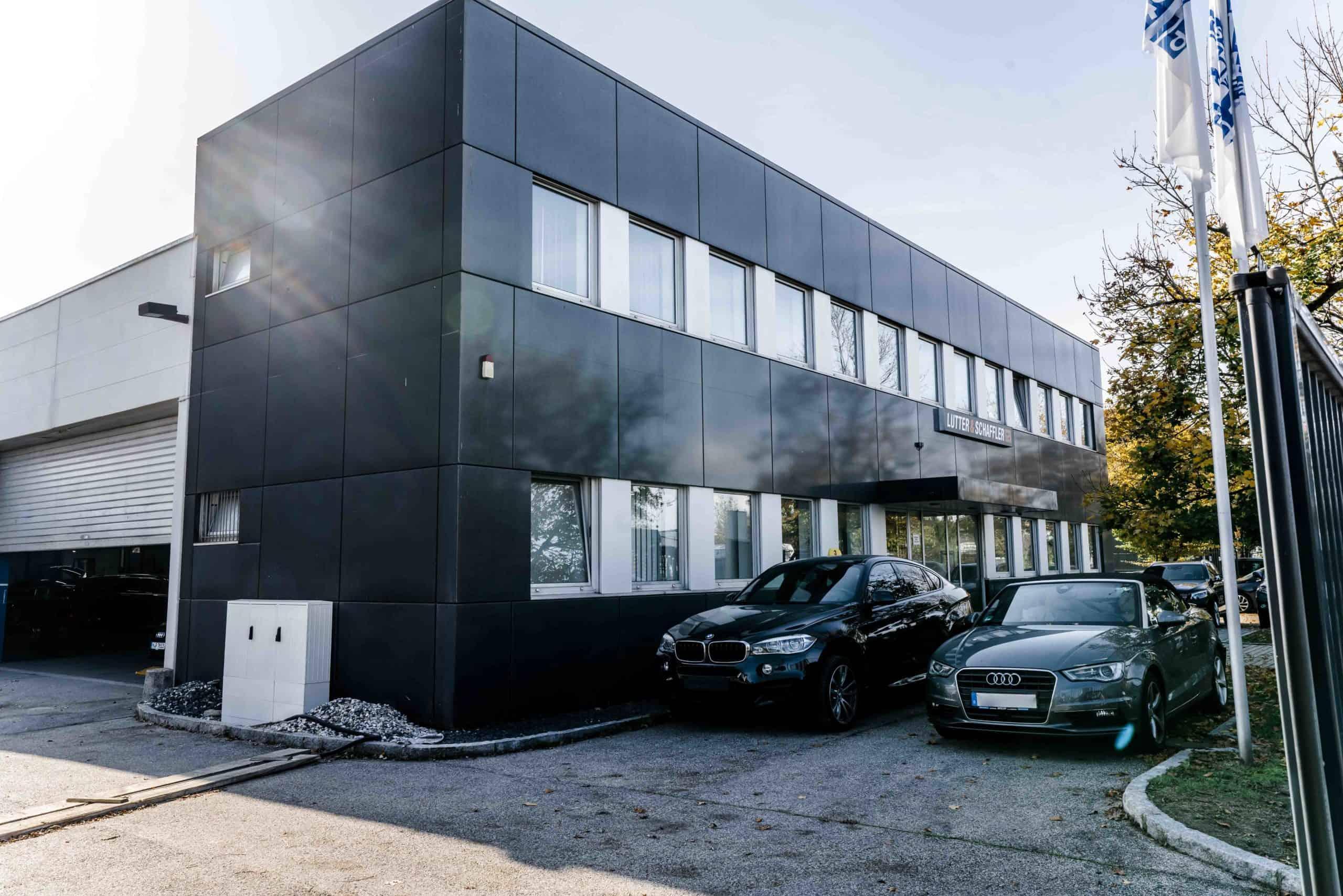 Lutter & Schaffler Werkstatt München Nord
